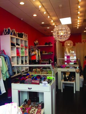 blush store
