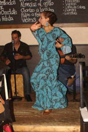 Flaminco Dancer