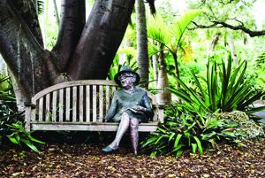 Marjorie Stoneman Douglas by Freda Tschumy
