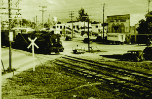 rail rd crossing
