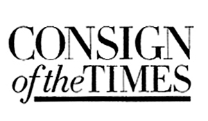 Consign of the times logo