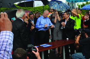 Gov Signing