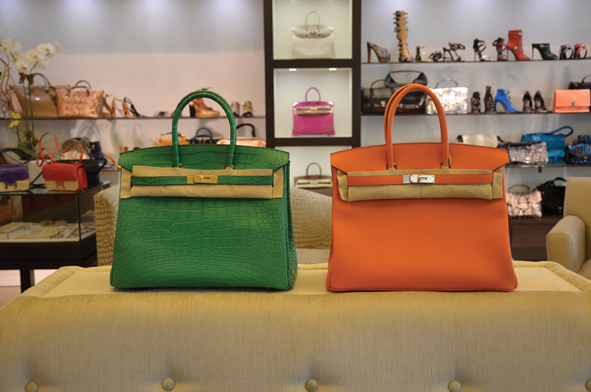Green&Orange Bags