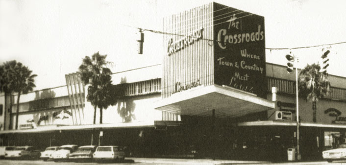 OUR HISTORIC ARCHITECTURE: The Crossroads Building, Where Town and Country Meet