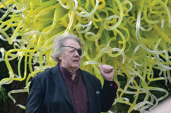 Chihuly at Sculpture