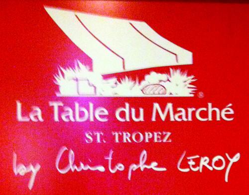 La Table du Marche logo
