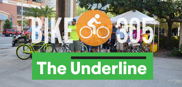 "BIKE ""THE UNDERLINE"" 10-MILE BLOCK PARTY"