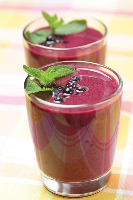Antioxidant Power Smoothie