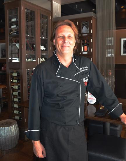 Chef Brett Hessler