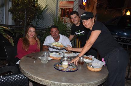 Mexzican Gourmet Serving