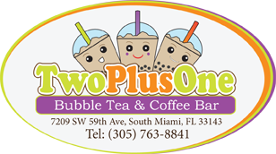 Two Plus one Logo