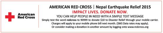 american red cross ad