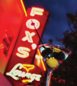 Fox's-Martini