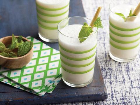 Ginger-Lemongrass-Pina-Colada