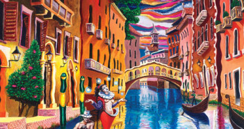 La-Inconsciencia-de-un-Balsero-en-Venecia