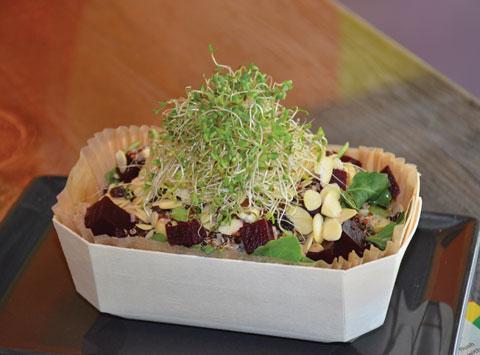 Q&A-salad