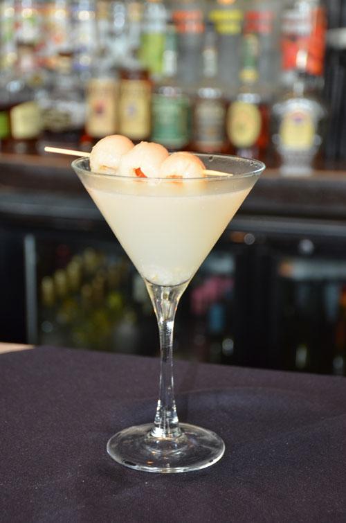 Lychie-Martini