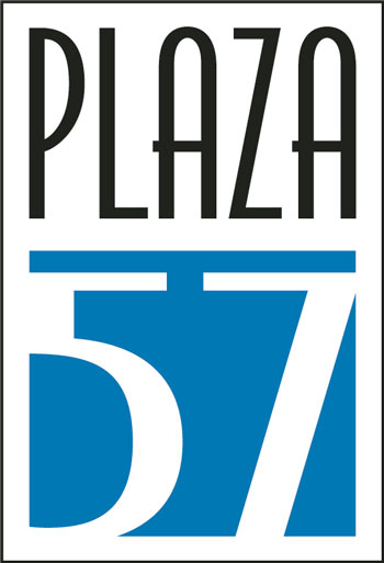 plaza-57-blue-logo