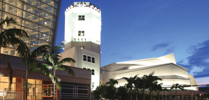 THE ADRIENNE ARSH CENTER FOR THE PERFORMING ARTS OF MIAMI-DADE COUNTY