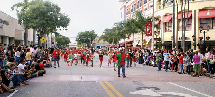 xmas-parade