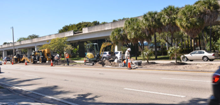US1 BEAUTIFICATION – FDOT $625K SOMI INVESTMENT