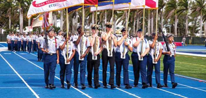 JROTC – PASS IN REVIEW