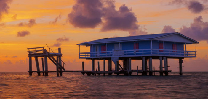 STILTSVILLE LIFE ON THE FLATS